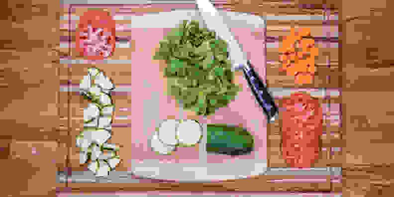 Kitchen reno minimize mess
