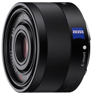 Product Image - Sony Sonnar T* FE 35mm f/2.8 ZA Full-frame E-mount Prime Lens