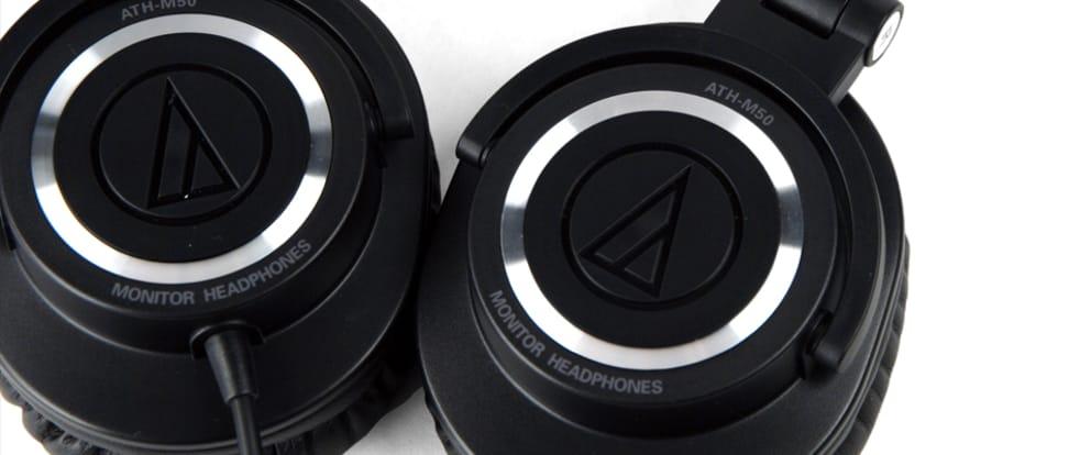 Product Image - Audio-Technica ATH-M50