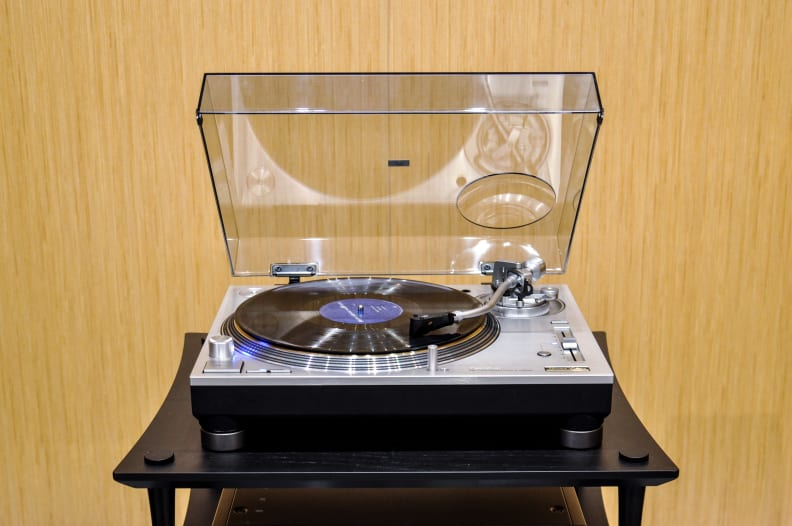 Technics 1200 turntable