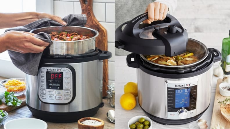 Intant Pot multicookers
