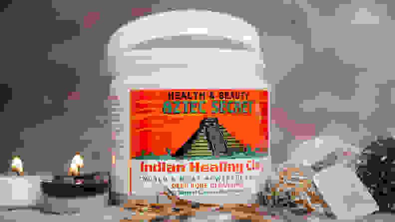 Aztec Secret Indian Healing Clay Mask Tub