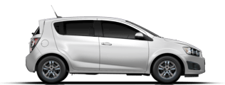 Product Image - 2012 Chevrolet Sonic Hatchback LS Manual