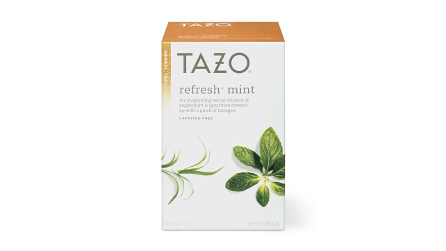 Tazo Herbal Mint Tea