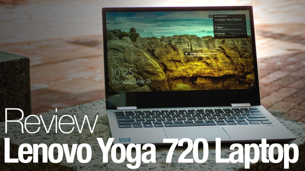 "Product Image - Lenovo Yoga 720 2-in-1 13"" (8GB RAM, 256GB SSD)"
