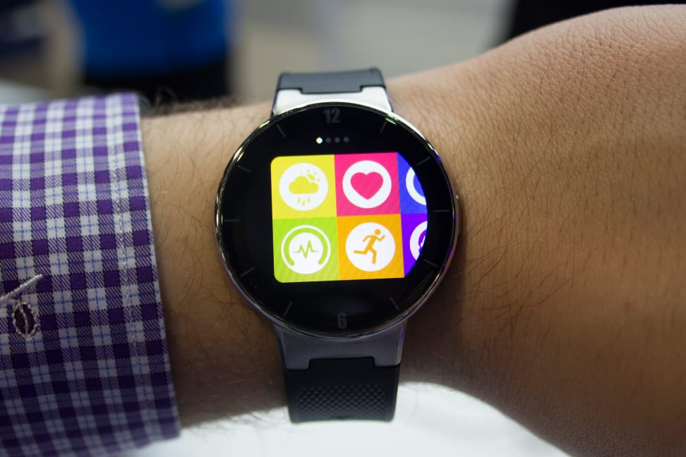 Hands-On With the Alcatel OneTouch Watch - Reviewed Wearables