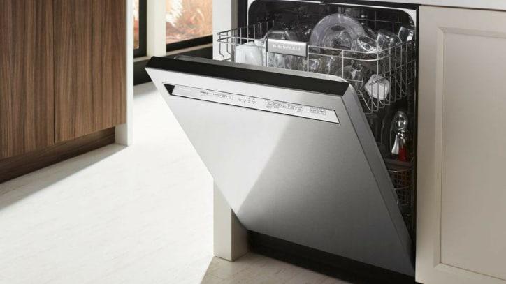 KitchenAid KDFE104HPS Dishwasher Review - Reviewed Dishwashers