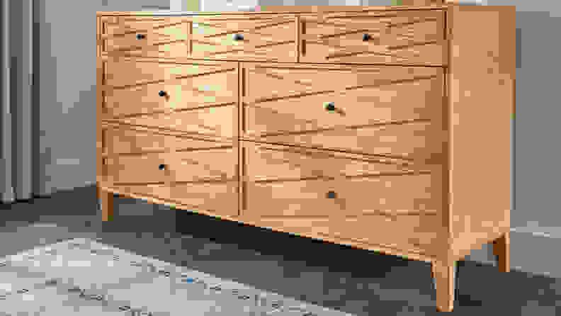 Home Depot dresser