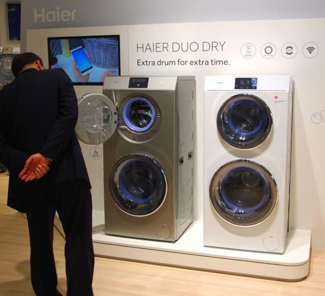 Haier Duo Dry