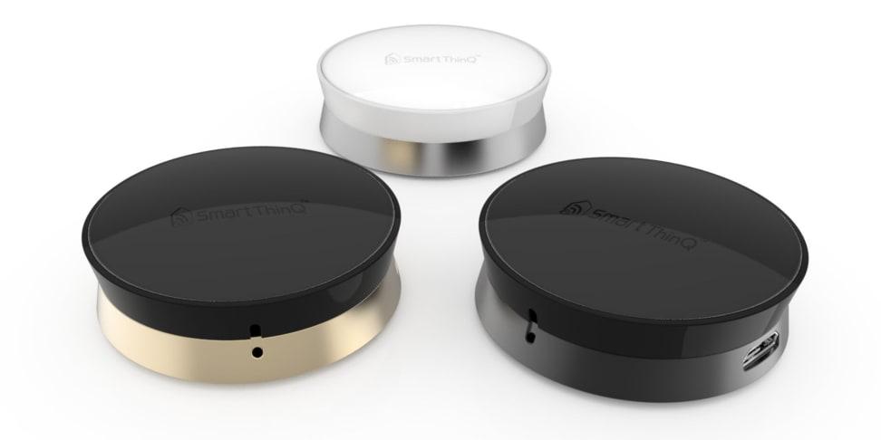 LG's SmartThinQ sensors