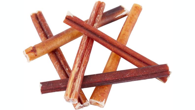 13 Bully sticks