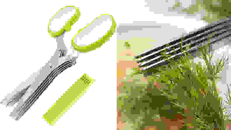 Jenaluca Herb Scissors