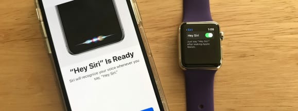 Hey siri setup iphonex applewatch