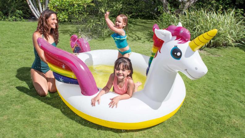 Unicorn pool