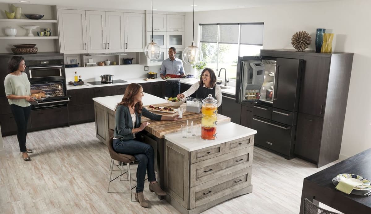 Could This New Kitchen Finish Replace Stainless Steel?   Reviewed.com  Refrigerators