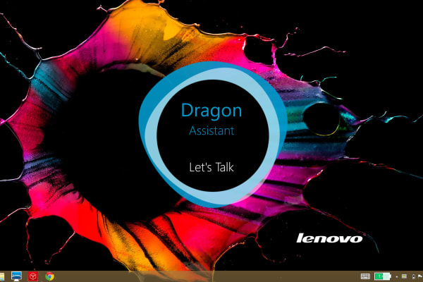 Dragon Assistant is the industry standard for voice control and dictation.