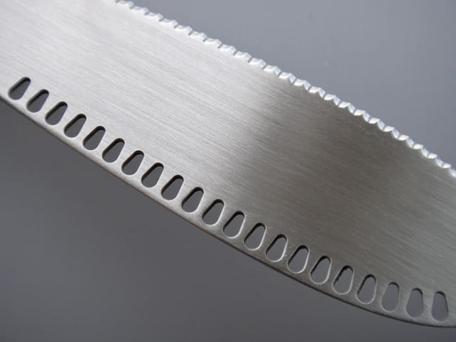 Grater Close-Up