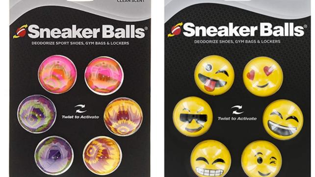 sneaker ball deodorizers