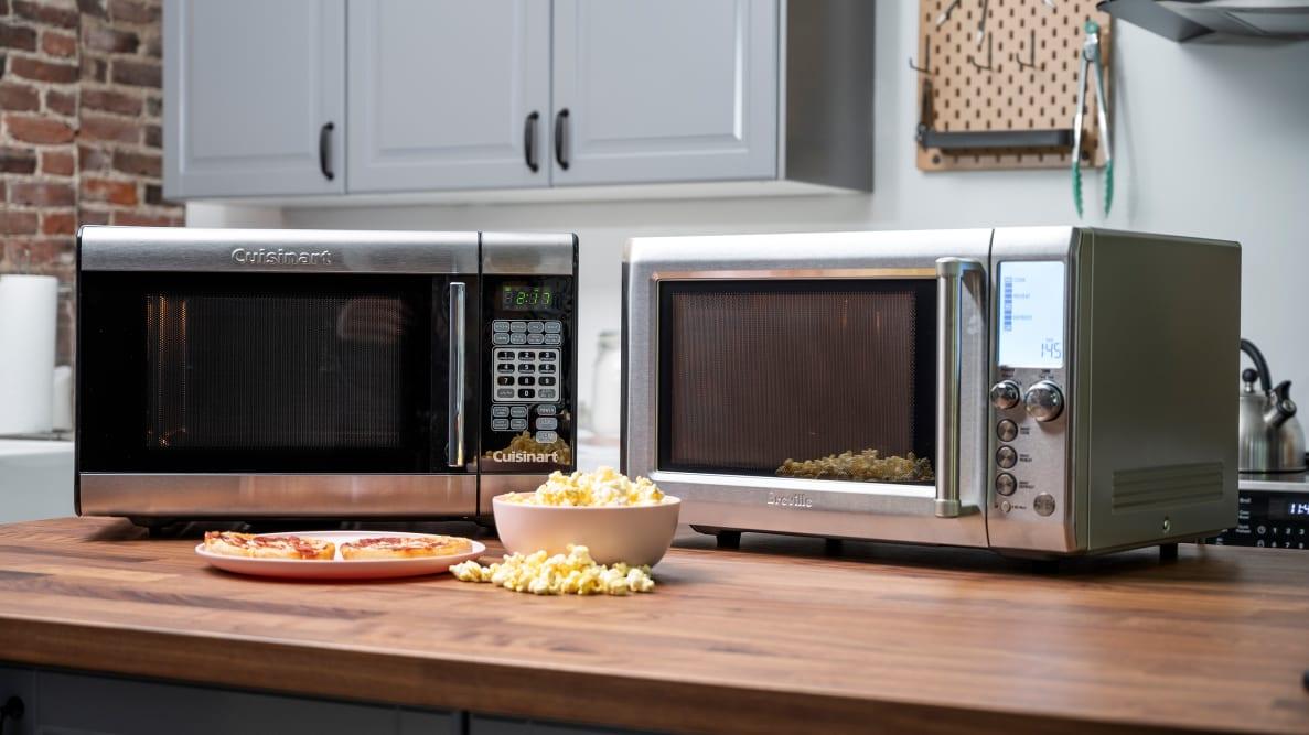 The Best Countertop Microwaves