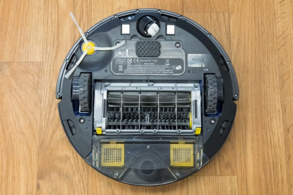 Proper maintenance of the brushes and filters will give you a longer lasting robot vacuum.
