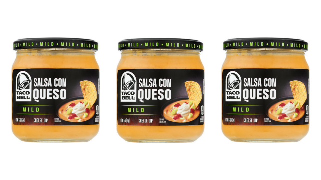 Taco Bell Queso Recall