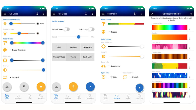 6 apps you can use with Philips Hue smart light bulbs