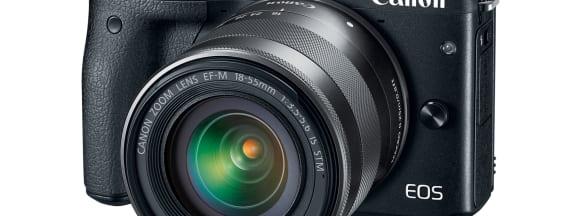 Canon eos m3 hero