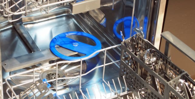 Electrolux EI24ID50QS Orbit Clean
