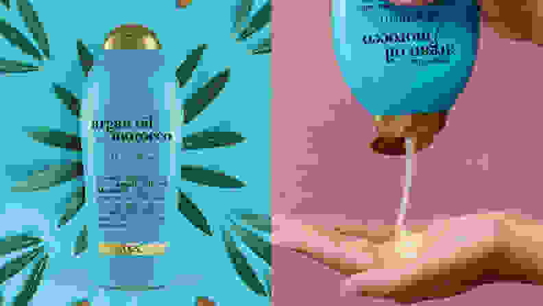 OGX Renewing + Argan Oil of Morocco Hydrating Hair Shampoo