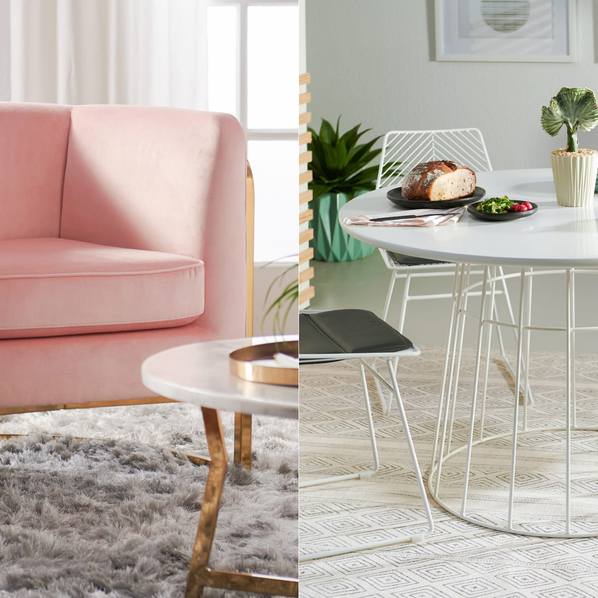 Walmart just launched a new modern furniture collection and its amazing