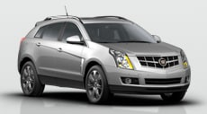 Product Image - 2012 Cadillac SRX Crossover Performance