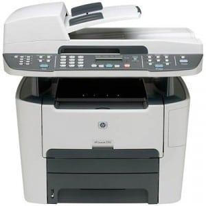 Product Image - HP LaserJet 3390