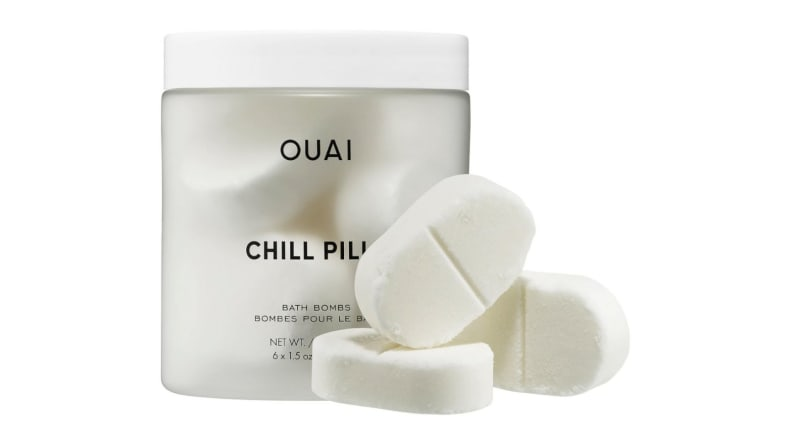 OUAI Chill Pill Bath Bombs