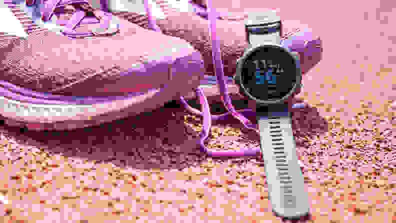 The Garmin Forerunner 245, is a runner's best friend.