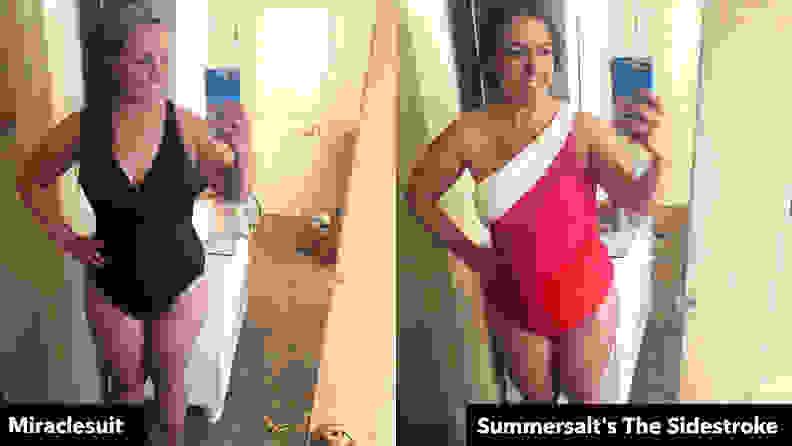 Miraclesuit vs Summersalt