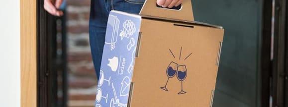 Blue apron wine hero
