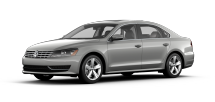Product Image - 2013 Volkswagen Passat TDI SE with Sunroof