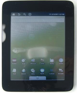 Product Image - Velocity Micro Cruz Tablet T103 (8 GB)