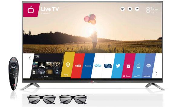 Product Image - LG 55LB6500
