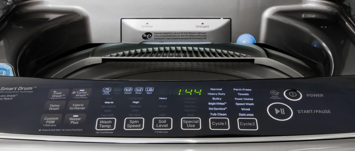 Lg Wt1701cv Washing Machine Review Reviewed Laundry