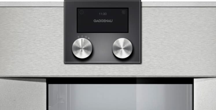 gaggenau celebrates 333 years with new cooking tech reviewed com ovens