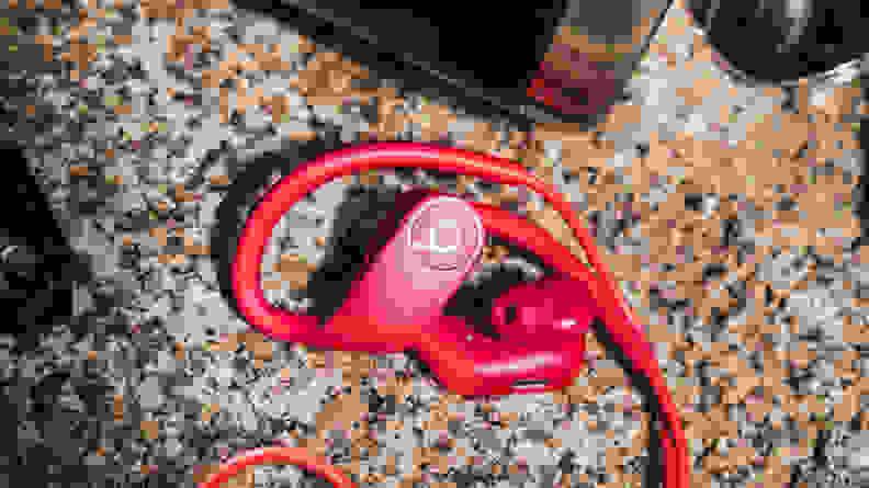 Beats by Dre Powerbeats close-up