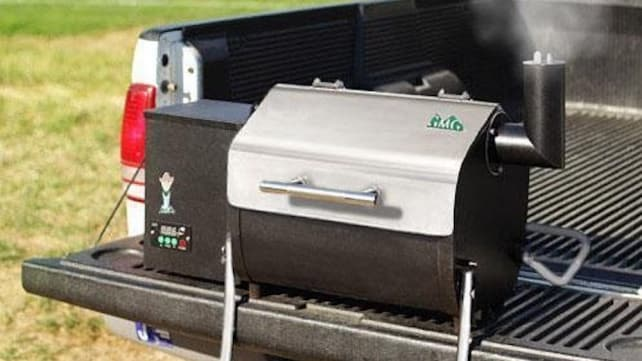 Green Mountain Grills WiFi Grill