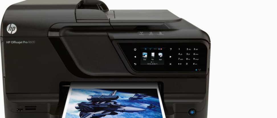 Product Image - HP Officejet 8600