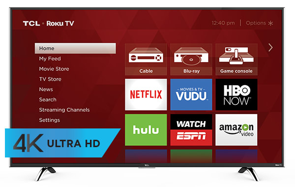 Product Image - TCL Roku 43UP120