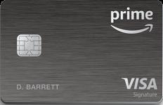 Product image of Amazon Prime Rewards Visa Signature Card