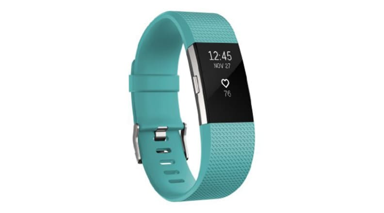 Fitbit Charge 2 in Teal