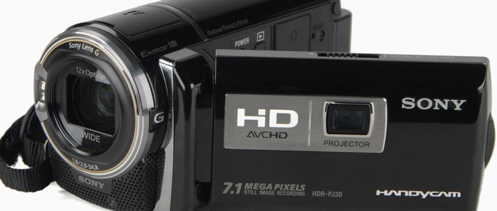 Product Image - Sony  Handycam HDR-PJ30V