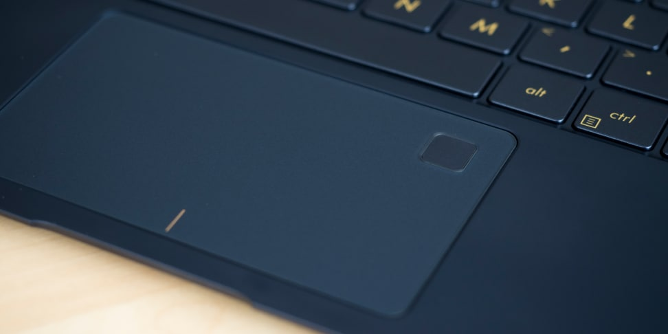 Asus ZenBook 3 Trackpad Fingerprint Scanner
