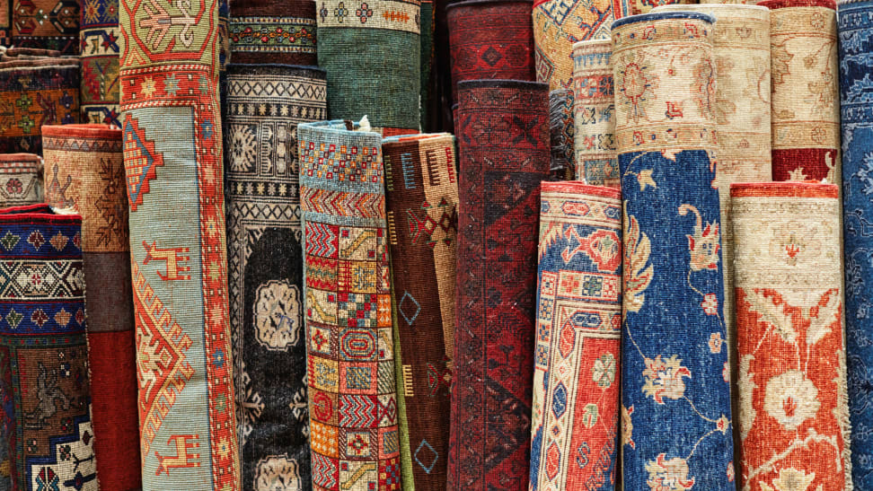 Don't buy a new rug without doing these things first